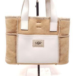 UGG Mini Grab Tote Comfy Shopper